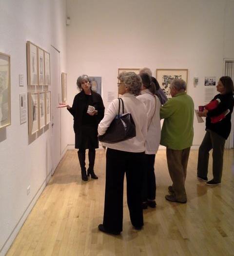 Exhibition Tours - Berkeley Art Project